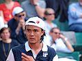 Paris-FR-75-open de tennis-25-5-16-Roland Garros-Taro Daniel-13.jpg