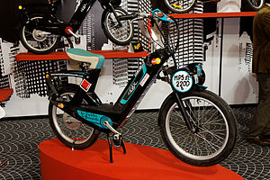 Paris - Salon de la moto 2011 - Velosolex électrique - 005.jpg