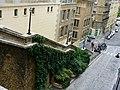 Paris 75016 Rue Beethoven stairs downwards 20060826.jpg