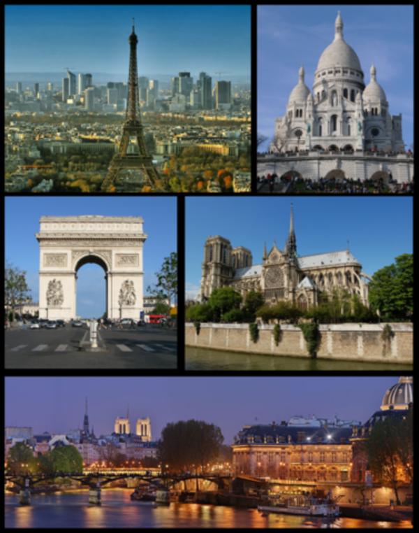 Bilder von Paris: