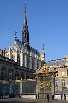 Paris Sainte Chapelle East View 02.JPG