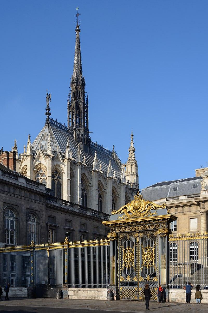Paris Sainte Chapelle East View 02.JPG