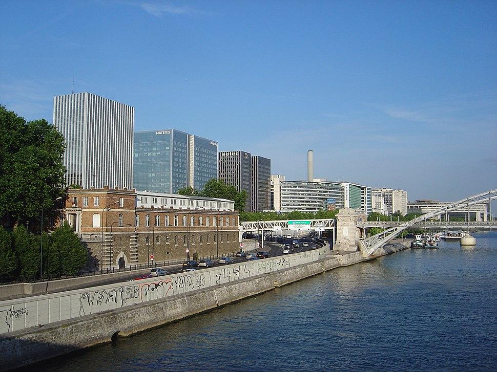 Paris Seine ne Austerlitz bridge dsc03827