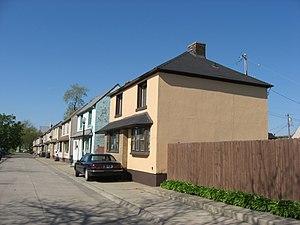 Marktown - Houses on Park Street