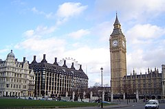 Parliament Square, 2005