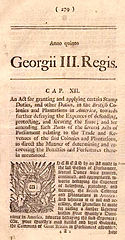Stamp act date
