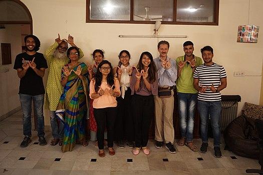 File:Participants_from_New_Delhi_Hindi_Strategy_Meetup.jpg