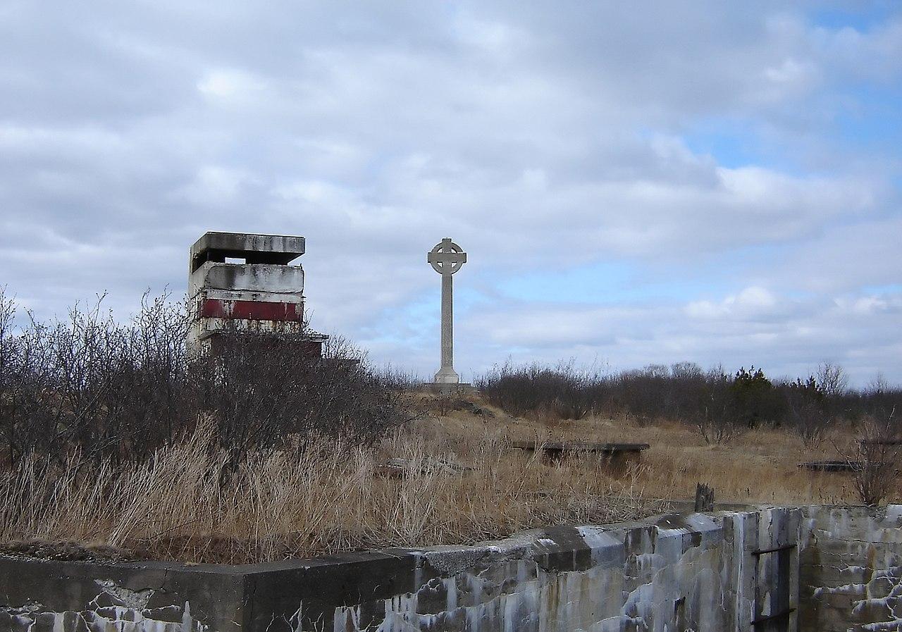 Partridge Island New Brunswick