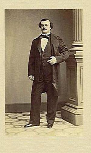 Pasquale Brignoli - Pasquale Brignoli ca. 1860