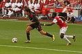 Pato & Eboué Emirates Cup 2010.jpg