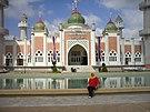 De moskee van Pattani