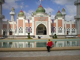 Pattani Province - Pattani Grand Mosque
