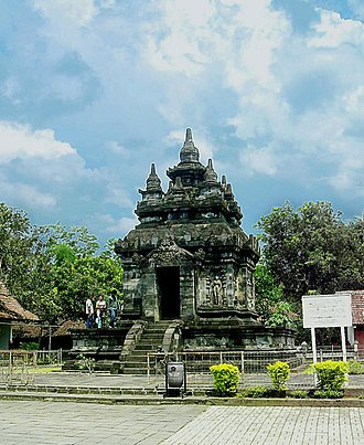 Candi of Indonesia - Central Java style  Pawon temple