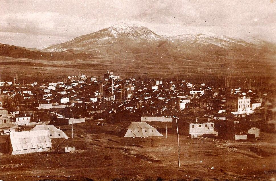 Peć, 1920