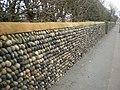 Pebble wall, Blackpool Road - geograph.org.uk - 1148146.jpg