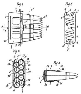 .276 Pedersen cartridge