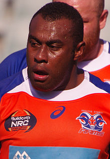 Peni Ravai Rugby player