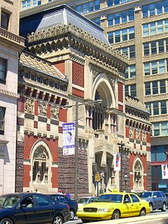 Pennsylvania Academy of the Fine Arts in Philadelphia.jpg