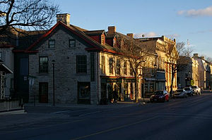 Perth, Ontario - Historic downtown Perth