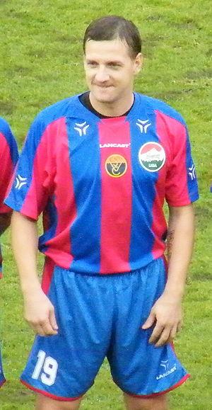 Petar Divić - Divić with Vasas in 2009