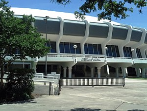 Pete Maravich Assembly Center - Image: Pete Maravich Assembly Center (Baton Rouge, Louisiana)