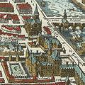 Petit-Bourbon on 1615 Paris map of by Mérian.jpg