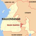 Ph locator maguindanao rajah buayan.png