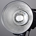 Photo studio equipment - flash and reflectors.jpg