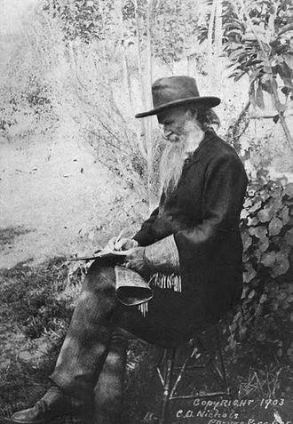 Joaquin Miller - Joaquin Miller, 1903