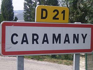 Caramany - Image: Photos caramany avril 2006 123
