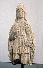 Man in Phrygian costume, Hellenistic period (3rd–1st century BC), Cyprus