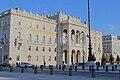 Piazza unità di Italia - Trieste - Palazzo del Governo.jpg