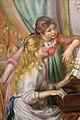 Pierre auguste renoir, ragazze al piano, 1892, 02.JPG
