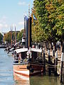 Pieter Boele (tugboat, 1893), ENI 02302244, Stoomsleepboot in binnenhaven - Dordrecht pic4.JPG