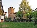 Pieve di San Biagio (Talignano, Sala Baganza) - lato nord 2019-09-16.jpg
