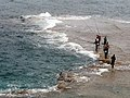 PikiWiki Israel 15890 Fishermen on the coast.jpg