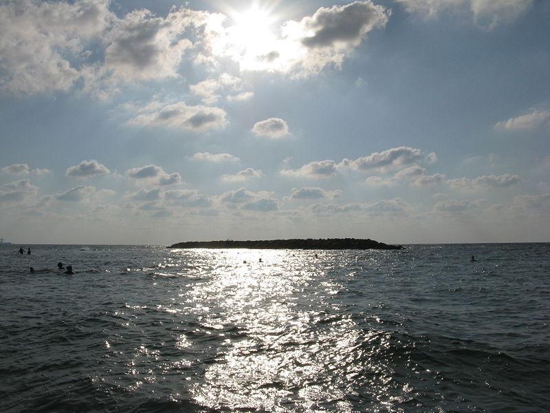 חוף דלילה באשקלון