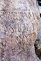 Pilate Stone at Caserea, Israel. - panoramio.jpg