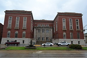 Pittsburg County Courthouse