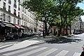 Place Laurent-Terzieff-et-Pascale-de-Boysson, Paris 6e 3.jpg