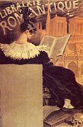Plakat Grasset - Librairie Romantique