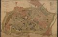 Plan Strasbourg projet Conrath 1880.png