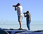 Planespotters at McCarran International Airport (8103902196).jpg