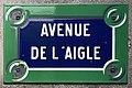 Plaque Avenue Aigle - Le Pré-Saint-Gervais (FR93) - 2021-04-28 - 1.jpg