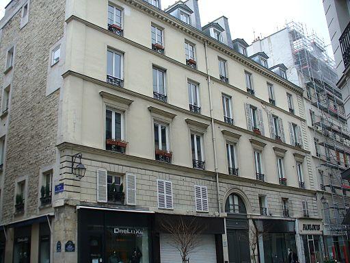 paris 3 me arrondissement guide national des maisons natales. Black Bedroom Furniture Sets. Home Design Ideas