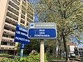 Plaque Rue Fontaines - Romainville (FR93) - 2021-04-24 - 2.jpg