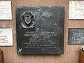 Plaque en hommage aux régiments d'infanterie de Courbevoie (Hauts-de-Seine, France) - 0.JPG