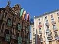 Plaza Architecture - Pamplona - Navarra - Spain (14420091710).jpg