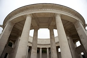 Ploegsteert Memorial to the Missing - Image: Ploegsteert PM 50483