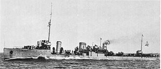 Orfey-class destroyer - Image: Pobeditel'